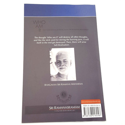 Who Am I?: The Teachings of Bhagavan Sri Ramana Maharshi (2008, Paperback)