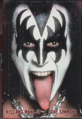 KISS and Make-up by Gene Simmons