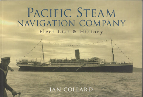 Pacific Steam Navigation Company by Ian Collard