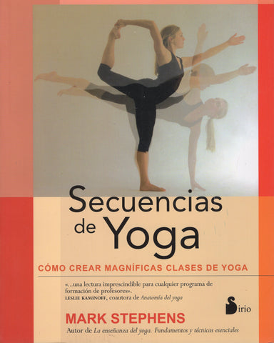 Secuencias de Yoga (Spanish Edition) by Mark Stephens