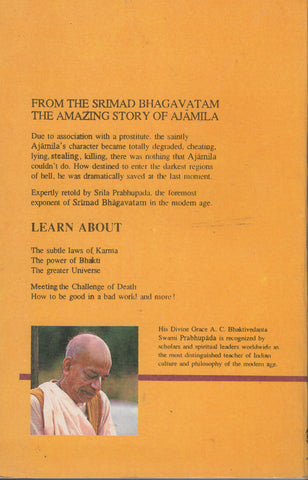 A Second Chance The Story of a Near Death Experience by Swami Prabhupada