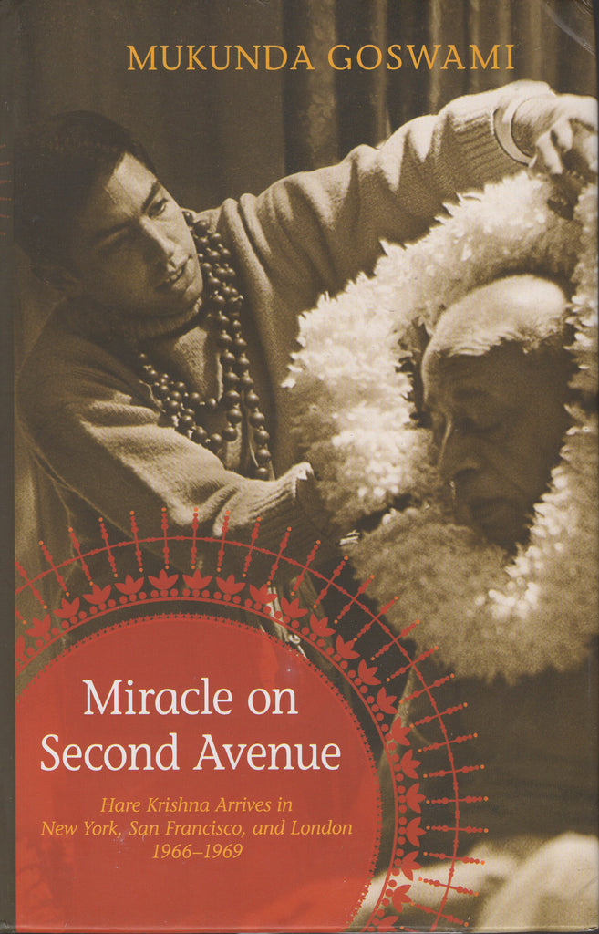Miracle on Second Avenue by Mukunda Goswami