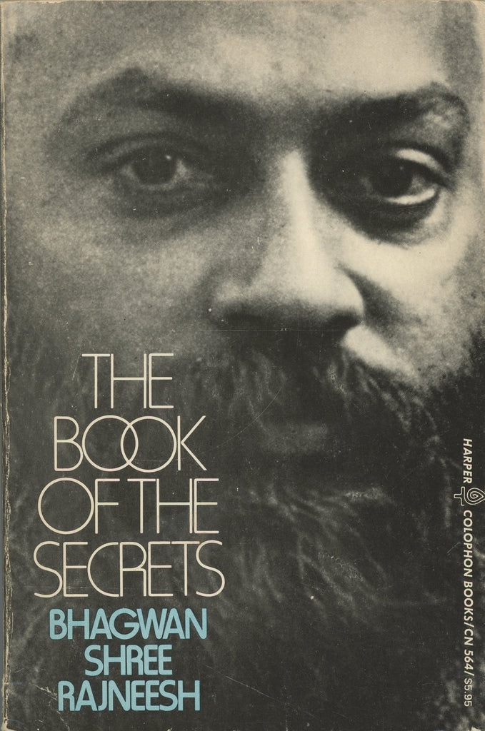 The Book of the Secrets Vol 1 By Osho Bhagwan Shree Rajneesh