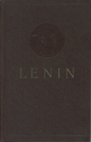 Lenin Collected Works by V.I. Lenin, Volume 25 Hardcover – 1973