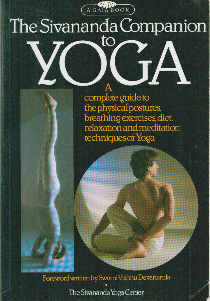 The Sivananda Companion to Yoga by Lucy Lidell Paperback – 1983