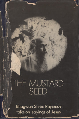 The Mustard Seed by Osho Bhagwan Shree Rajneesh 1st Edition Rare