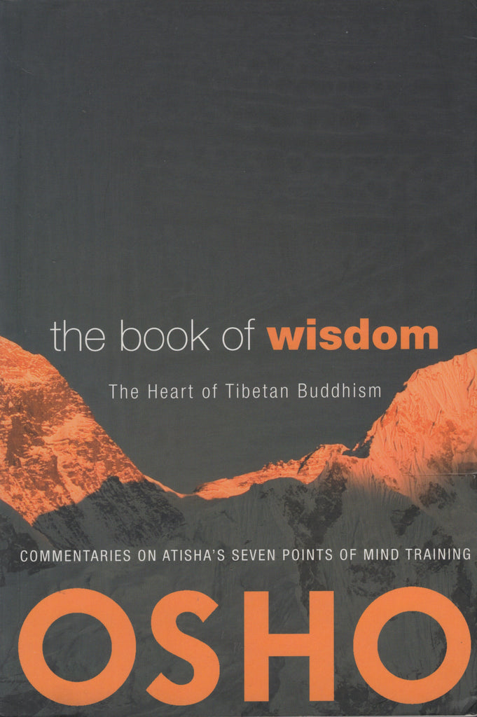 The Book of Wisdom by Osho Bhagwan Shree Rajneesh