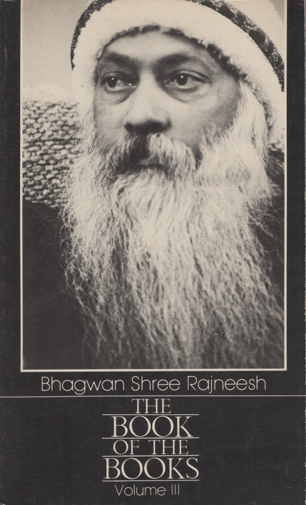 The Book of the Books, Vol 3 by Osho Bhagwan Rajneesh 1st Edition