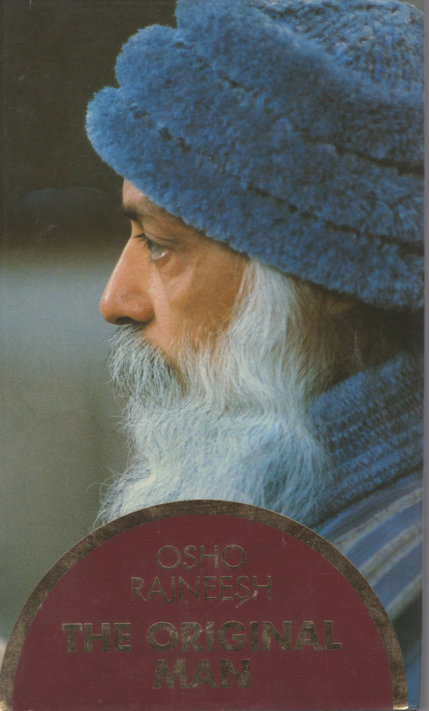 The Original Man by Osho Bhagwan Shree Rajneesh 1st Edition