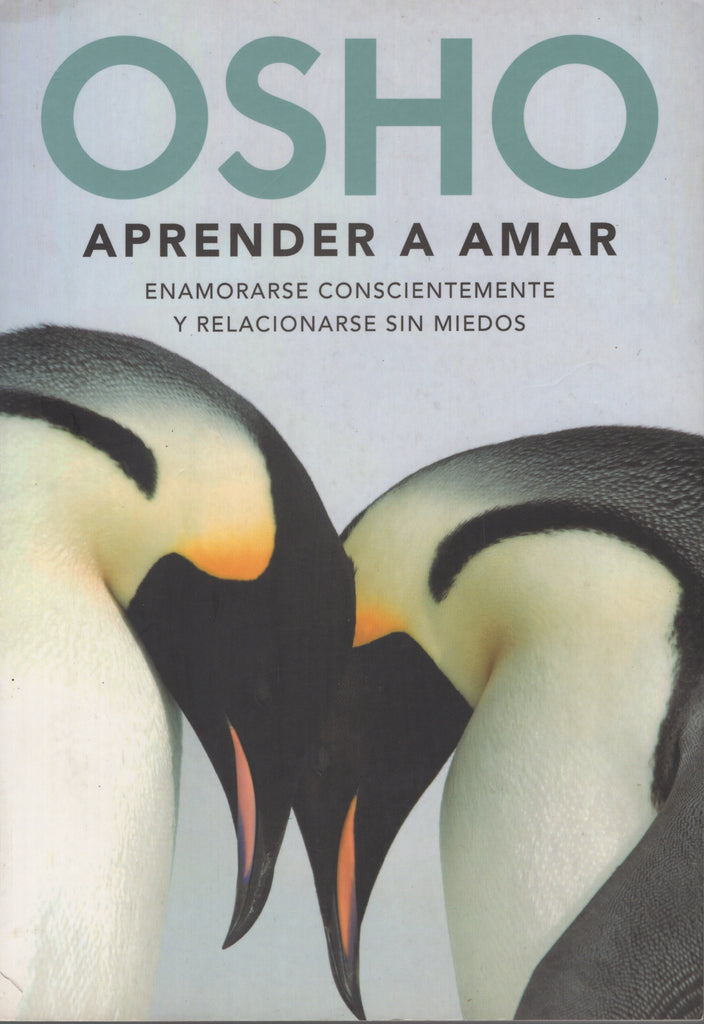 Aprender a amar by Osho Bhagwan Shree Rajneesh Spanish Edition