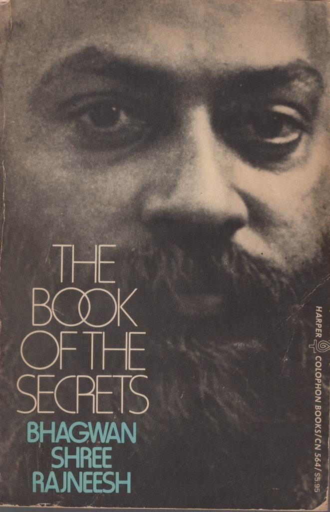 The Book of the Secrets, Vol 1 by Osho Bhagwan Shree Rajneesh 1st Edition