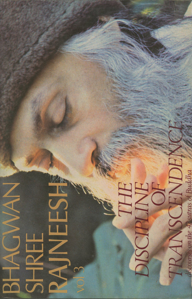 The Discipline of Transcendence, Vol 3 by Bhagwan Shree Rajneesh Osho 1st Ed.