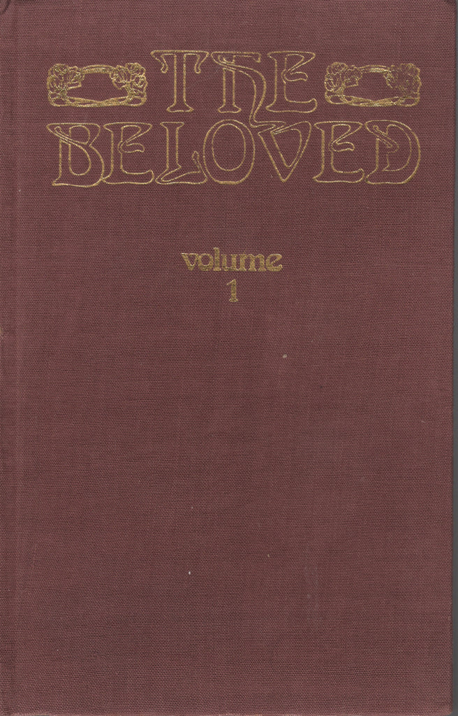 The Beloved Volume 1  by Osho Bhagwan Shree Rajneesh 1st Edition