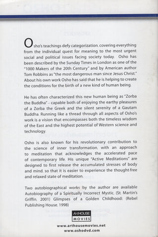 The Osho Collection: Vol. 5: Spiritual Growth and Enlightenment by Osho Bhagwan
