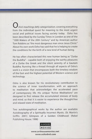 Osho Collection Vol. 9: The Meaning of Life by Osho Bhagwan Shree Rajneesh