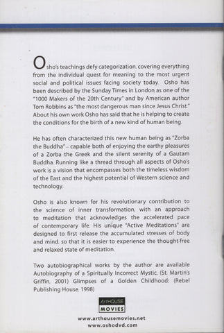 Osho Collection Vol. 3: The Greatest Problem in the World, and the Only Solution