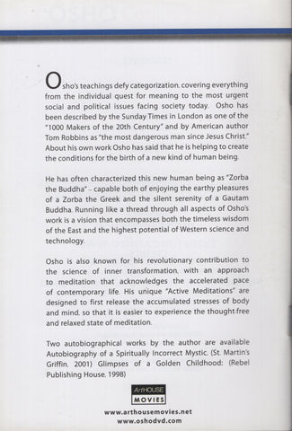 "The Osho Collection Vol. 4: ""Why is Communication So Difficult—Particularly Between Lovers"""