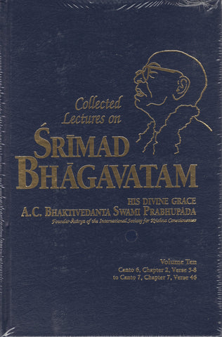 Collected Lectures on Srimad Bhagavatam Volume 10 by Srila Prabhupada