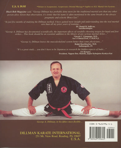 Advanced Pressure Point Grappling by George A. Dillman