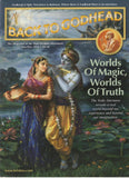 Back To Godhead Hare Krishna Magazine Worlds of Magic, Worlds of Truth Nov/Dec 2