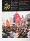 Back To Godhead Hare Krishna Magazine When the Road Becomes a Temple  2004