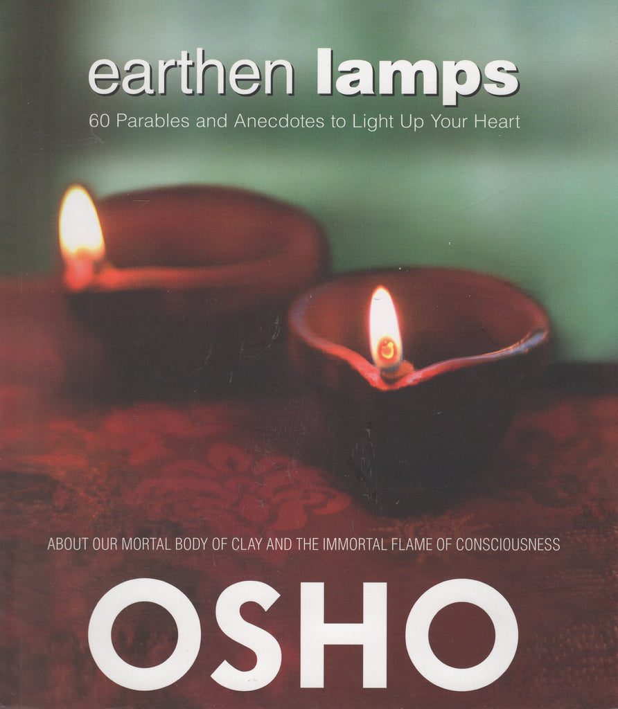 Earthen Lamps by Osho