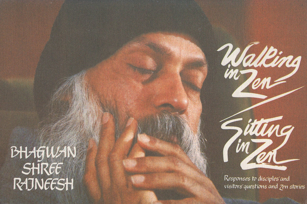 Walking in Zen Sitting in Zen by Osho - Paperback