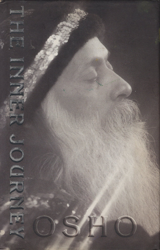 The Inner Journey by Osho - Hardcover