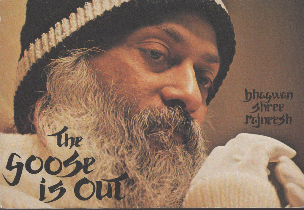 The Goose Is Out by Osho - Paperback 1982