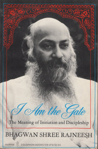 I Am the Gate by Osho - Paperback 1977