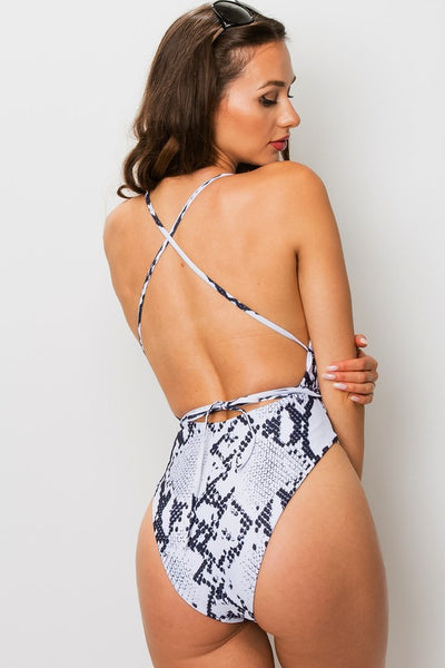 Wrap it Up One Piece Swimsuit