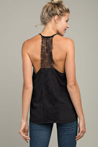 Back Lace Cami