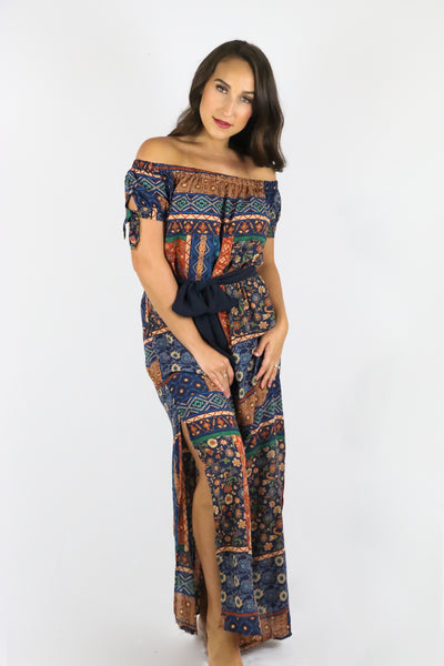 Blaire Boho Dress