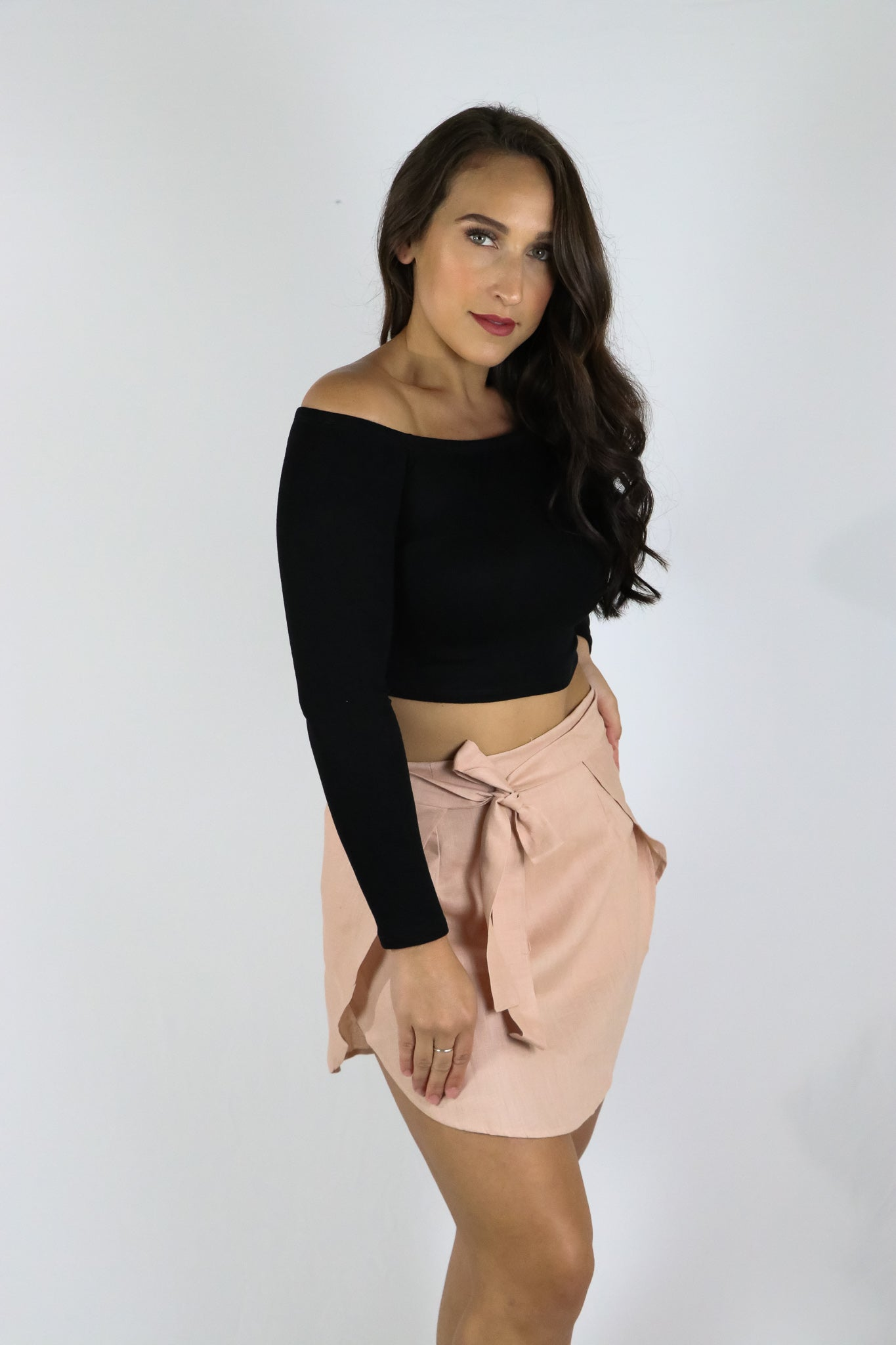Celia Crop Top