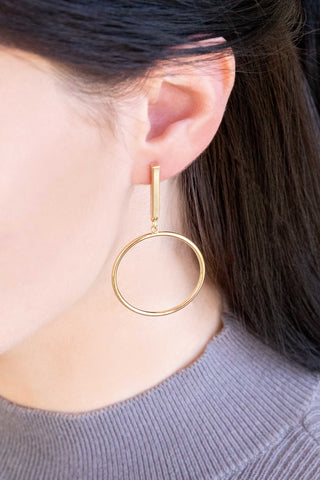 Beau Drop Earrings