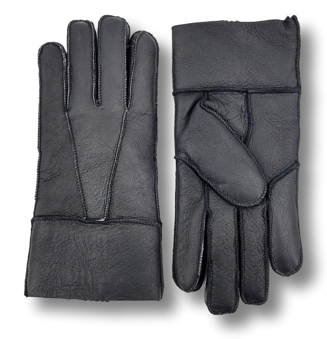 Glove - Nappa Lamb - Accesories - Black - Stampe Denmark