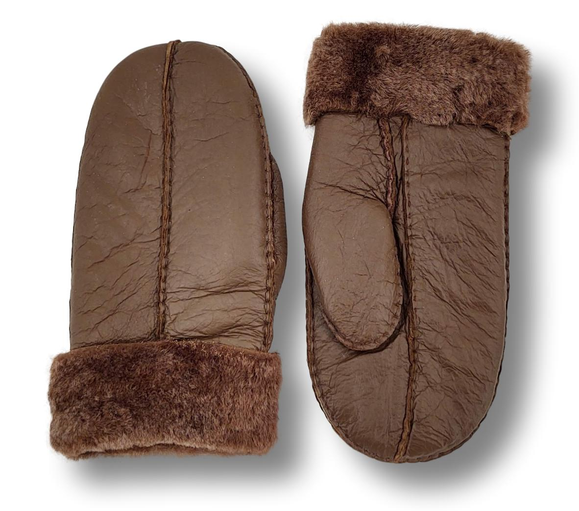 ZXM-159 - Suede Lamb / Ruskindsluffe - Accesories - Assorted Brown | STAMPE PELS