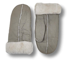 Load image into Gallery viewer, ZXM-159 - Suede Lamb / Ruskindsluffe - Accesories - Light Grey | STAMPE PELS