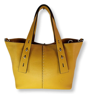 Moretti 14427 - Leather - Accesories - Curry | STAMPE PELS