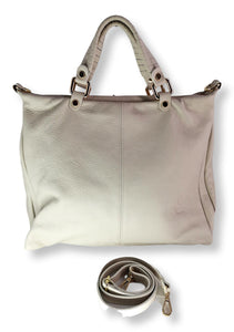 Moretti 14436 - Leather - Accesories - Beige | STAMPE PELS