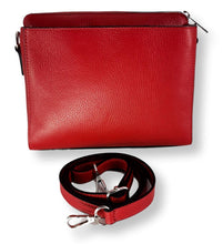 Load image into Gallery viewer, Moretti 14447 - Leather - Accesories - Red | STAMPE PELS