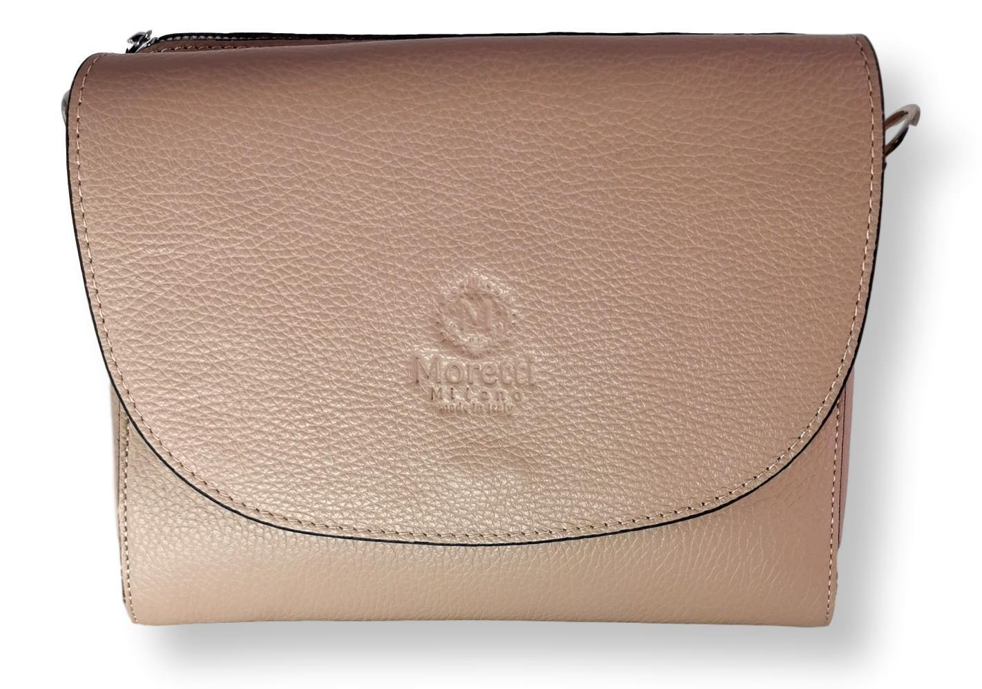 Moretti 14447 - Leather - Accesories - Rose | STAMPE PELS