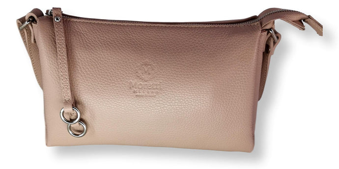Moretti 14449 - Leather - Accesories - Rose | STAMPE PELS