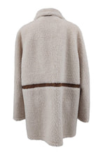 Load image into Gallery viewer, Cosy, 80 cm. - Collar - Air Wool - Women - Beige - Stampe Denmark