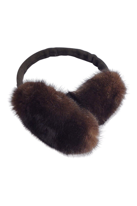 Ear Muffs - Mink - Accesories - Brown (Hue) | STAMPE PELS