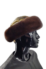 Load image into Gallery viewer, HeadBand - Mink - Accesories - Brown (Hue) | STAMPE PELS