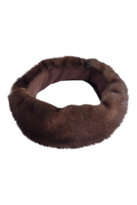 HeadBand - Mink - Accesories - Brown (Hue) | STAMPE PELS