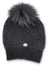 Load image into Gallery viewer, WS.013/P/Bis Hat - Knitted Yarn - Accesories - Grey (Hue) | STAMPE PELS