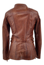Load image into Gallery viewer, Frances - Lamb Copper Leather - Women - Brown - Stampe Denmark