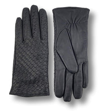 Load image into Gallery viewer, MJM Glove Liva - Leather - Accesories - Black | STAMPE PELS
